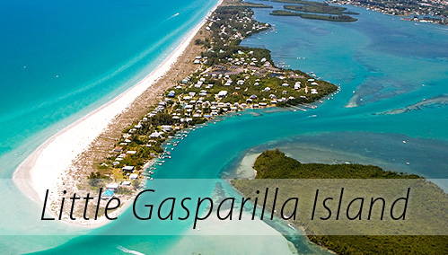 Our Location, Little Gasparilla Island